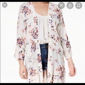 Women's Roxy kimono